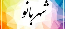 ماجرای اسارت شهربانو، دختر یزدگرد سوم، پادشاه ایرانی و ازدواج او با امام حسین(ع)